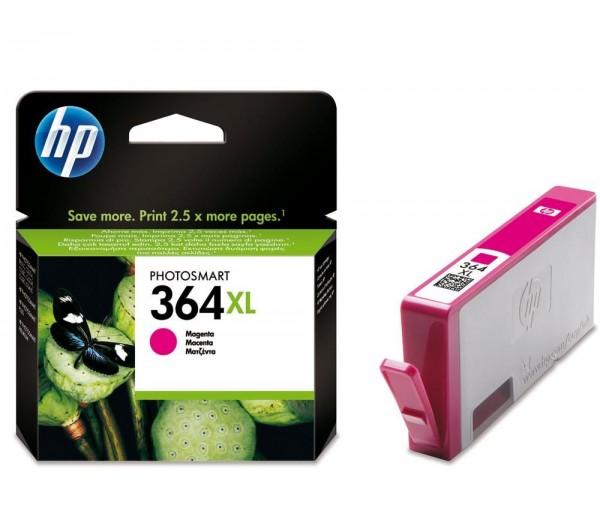 HP 364 XL Patrone magenta, CB324EE