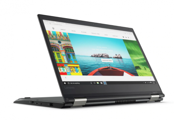 "Lenovo Thinkpad Yoga 370 i7-3.9 / 16 GB / 512 / 13.3"" Touch / Win10 / Occasion"