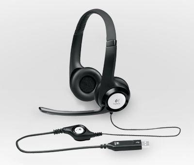 Logitech H390, USB Headset