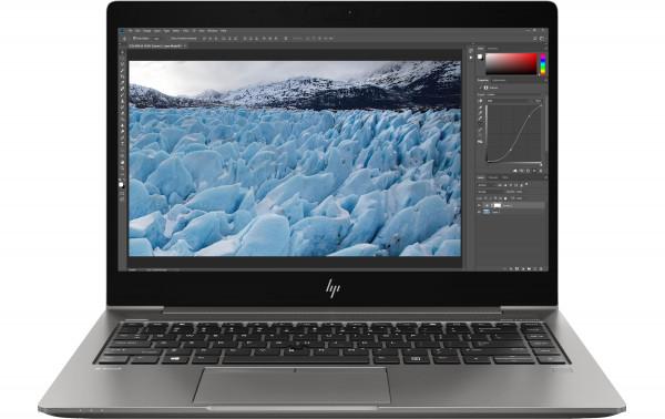 """HP ZBook 14u G6 Core i7-4.6 / 16 GB / 512 SSD / 14"""" 4K / Win10"""
