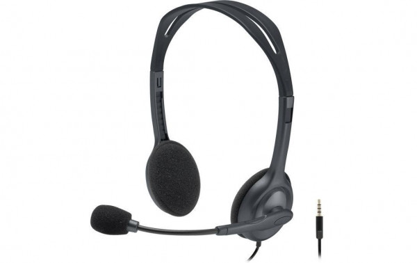 Logitech H111, Headset mit Audio-Kombistecker