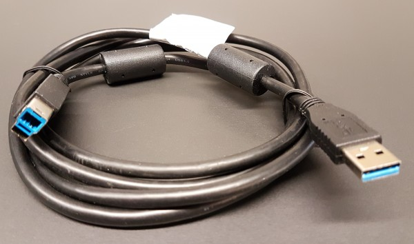 USB 3.0 Kabel, 1.8 m, schwarz