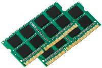 SO-DIMM - 2 x 8 GB - PC3-12800 (1600 MHz) DDR3L, Kingston