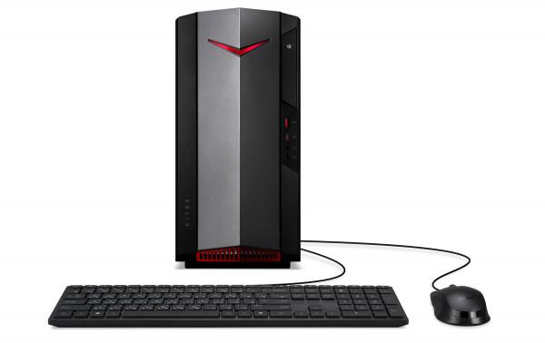 Acer Nitro N50-610 i5-4.3 / 16 GB / 512 SSD / 1 TB / Win10