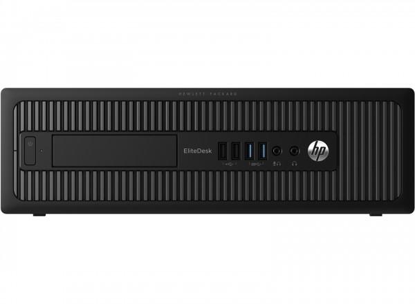 HP EliteDesk 800 G1 SFF Core i5-3.6 / 8 GB / 480 SSD / Win10 / Occasion
