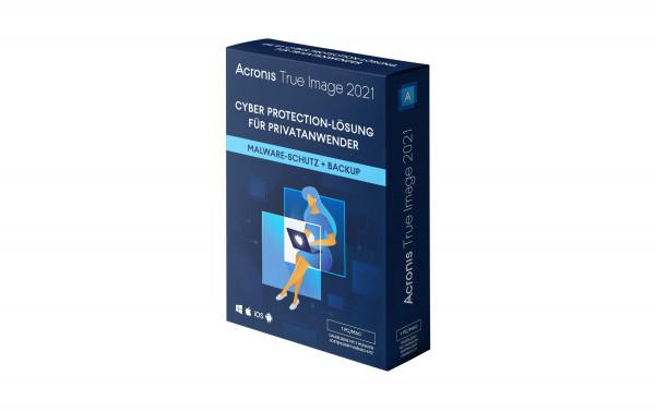 Acronis True Image Standard 2021, Lizenz für 1 PC