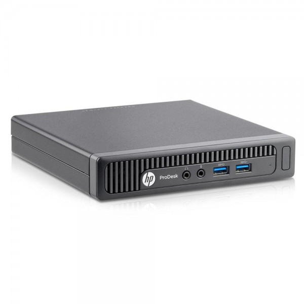 HP ProDesk 400 G1 DM - Core i5 3.0 / 8 GB / 256 SSD / Win10 / Occasion