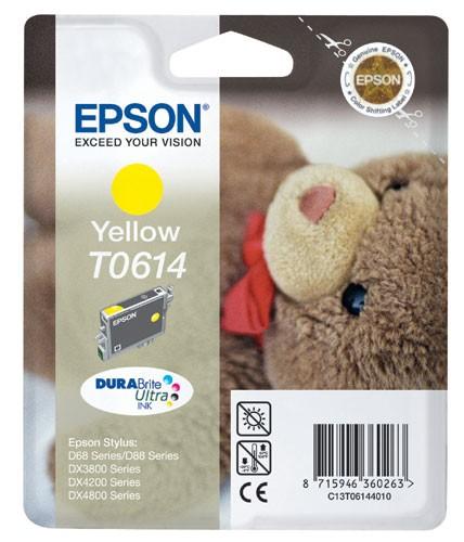 EPSON Tinte yellow T0614 für DX4850 und andere