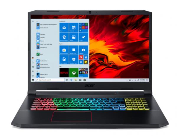 "Acer Nitro 5 i7-5.0 / 16 GB / 1 TB SSD / RTX2060 / 15.6"" / Win10"