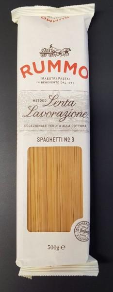 Spaghetti (Nr. 03), 500 g, RUMMO