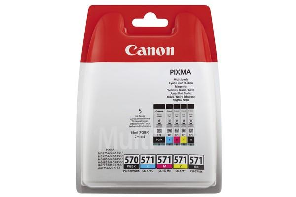 Canon PGI-570 / CLI-571 Multipack