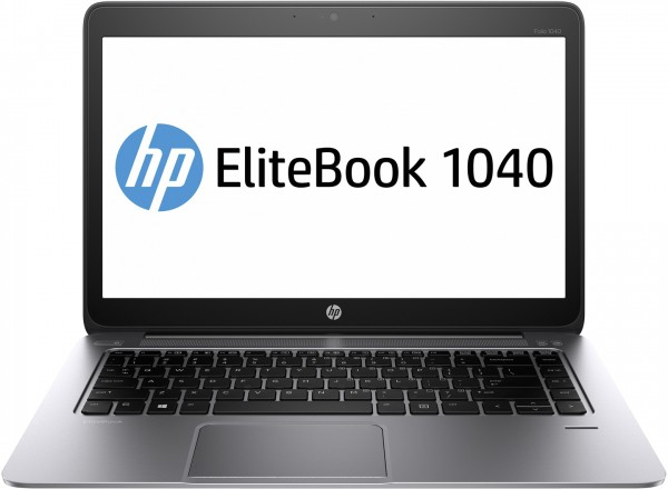 "HP Elitebook Folio 1040 G1 i5-3.0 / 4 GB / 256 SSD / 14"" / Win10 / Occasion"