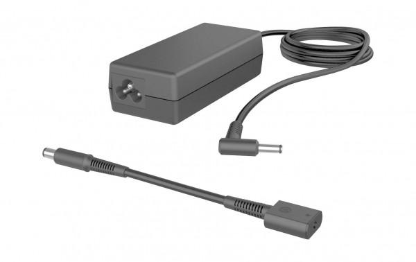Netzteil zu HP Notebooks (19 V / 3.42 A), neuer und alter Stecker