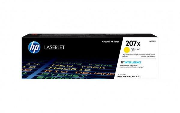 HP Tonermodul W2212X gelb, 2450 Seiten