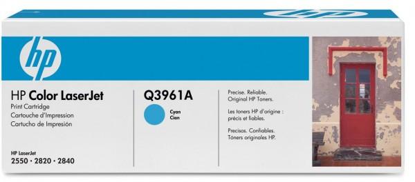 HP Tonermodul Q3961A cyan
