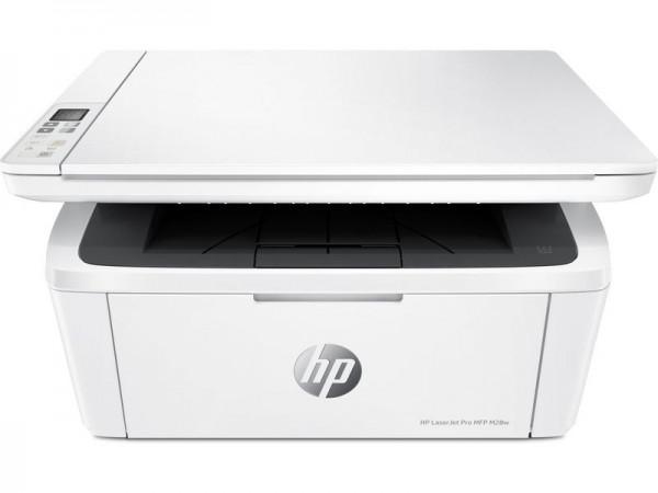 HP Laserjet M28w (Drucker, Scanner, Kopierer, schwarzweiss, WLAN)