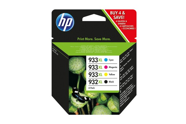 HP 932 + 933 XL Patronen-Bundle