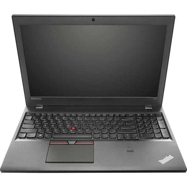 "Thinkpad T550 Core i7-3.2 / 16 GB / 256 SSD / 15.6"" / Occasion B-Wahl"