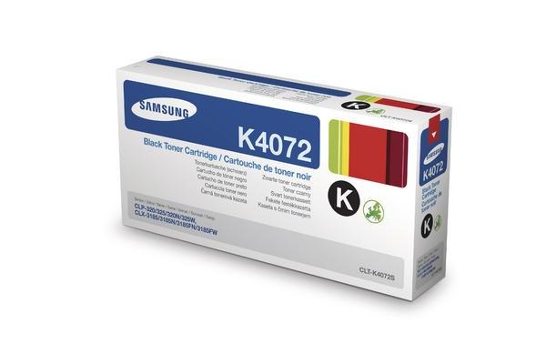 Samsung Tonermodul CLT-K4072S, schwarz