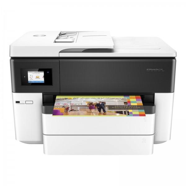 HP Officejet Pro 7740 WF (4-in-1, A3, WLAN, LAN)