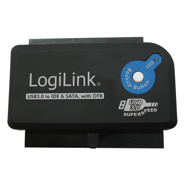 USB 3.0 Adapterkabel für S-ATA und IDE Harddisks