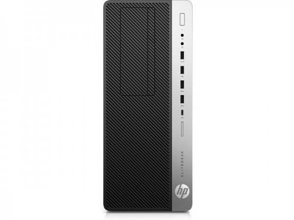 HP EliteDesk 800 G5 Tower - Core i5-4.4 / 16 GB / 512 SSD / Win10