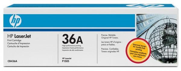 HP Tonermodul CB436A (für P1505 / M1120 / M1522N)