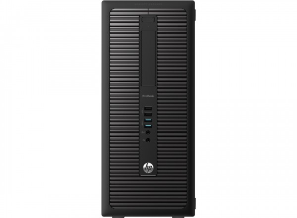 HP ProDesk 600 G1 i5-3.6 / 8 GB / 256 SSD / DVD-RW / Win10 / Occasion