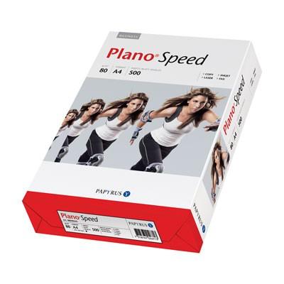 Kopierpapier, weiss, 500 Blatt, A4, 80 g/m2, PAPYRUS PlanoSpeed