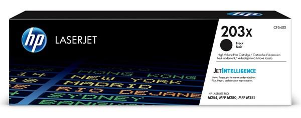HP Tonermodul CF540X schwarz