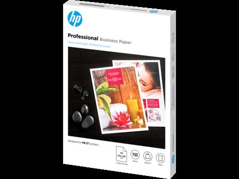HP Professional Inkjet Paper, matt, 180 g/m, 150 Blatt A4