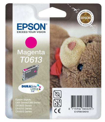 EPSON Tinte magenta T0613 für DX4850 und andere