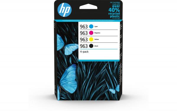 HP 963 Patronen-Bundle - 4 Patronen-
