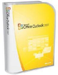 Microsoft Office Outlook 2007 deutsch, Occasion