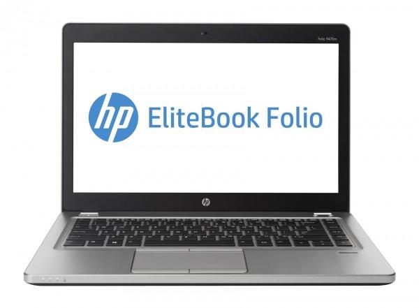 """HP Elitebook Folio 9470m Core i7-3.3 / 8 GB / 480 SSD / 14"""" / Win10 / Occasion"""