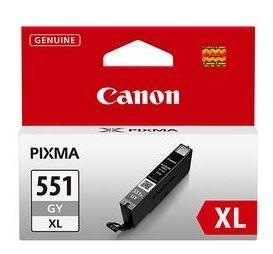 Canon CLI-551XL Chromalife Patrone grau