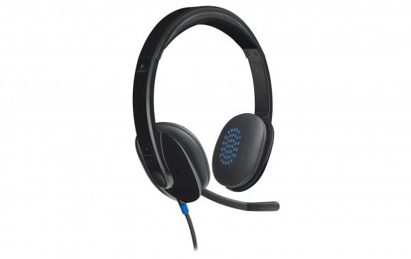 Logitech H540, USB Headset