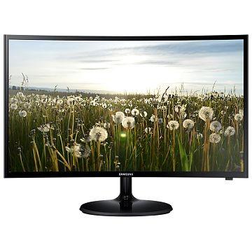 """27"""" Curved Display Samsung LV27F390FEWXEN mit TV-Tuner"""
