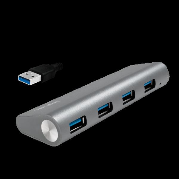 USB 3.0 Hub 4 Port, Logilink