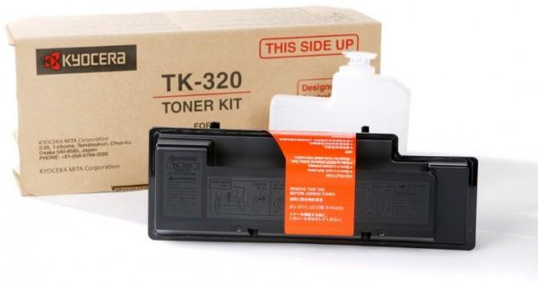 Kyocera Tonermodul TK-320, schwarz, 15'000 Seiten