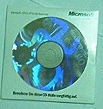 Microsoft Office XP Small Business OEM deutsch, Occasion